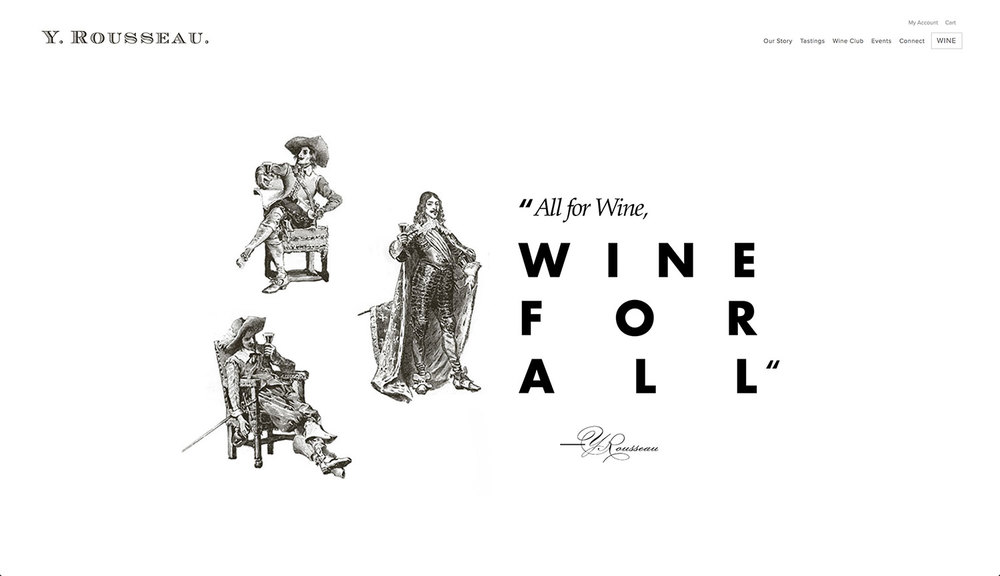 Y.Rousseau Wines