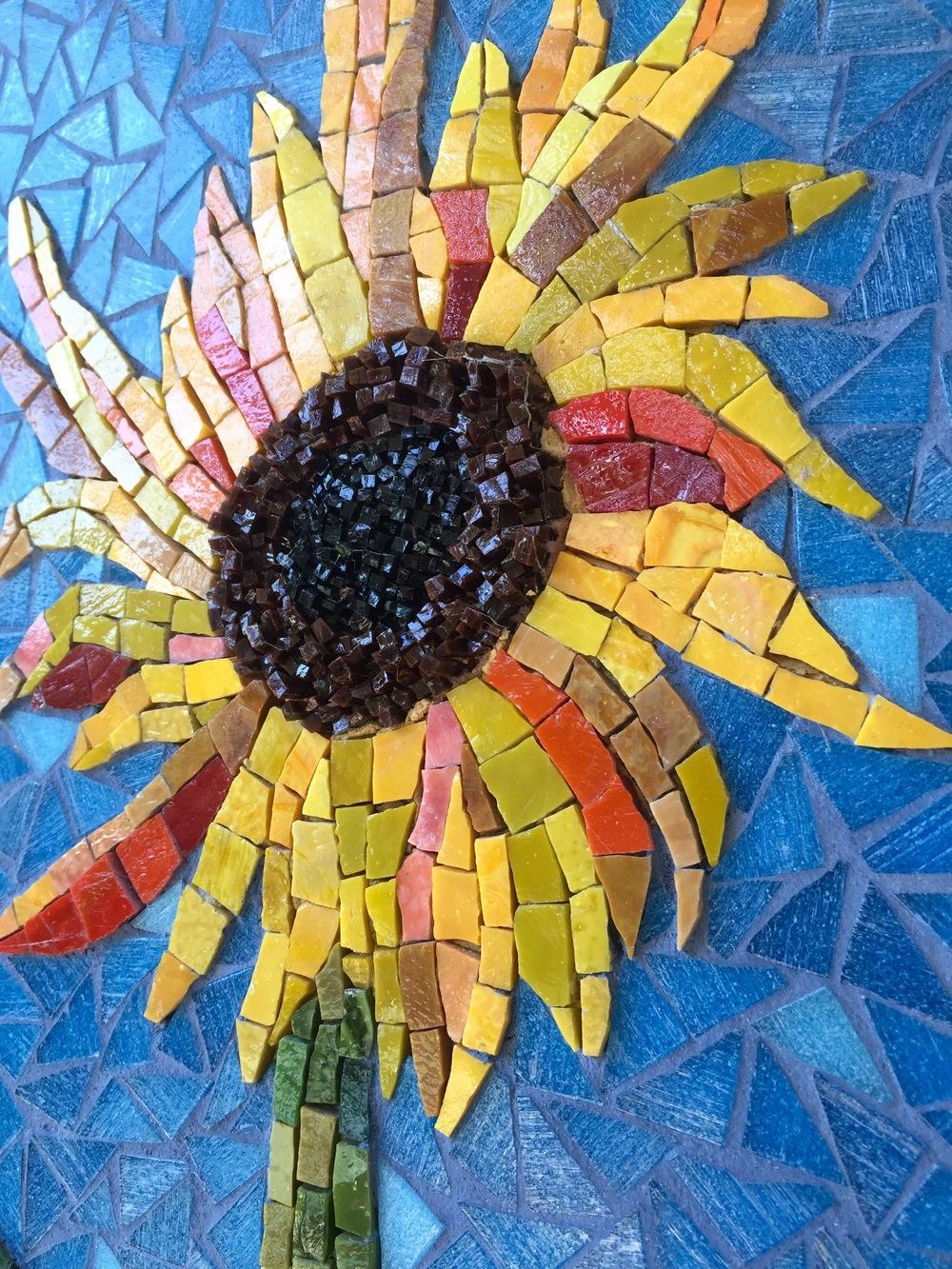 Wall Hanging Gallery — Rebecca Naylor Mosaics