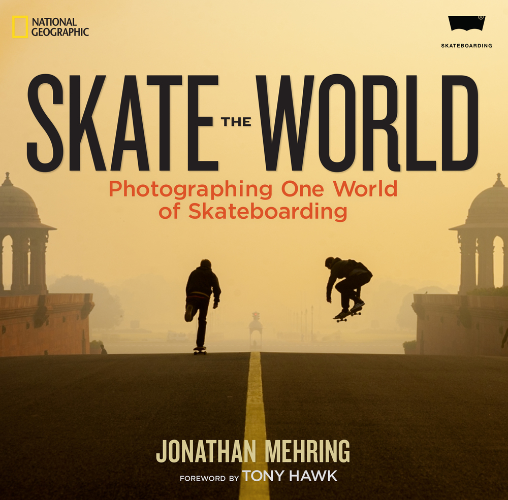 Skateboard culture spans the globe and brings unity to disenfranchised youth wherever they may live.This book, published by National Geographic, is the culmination of 15 years of work centered around skateboarding and skate culture in over 30 countries on five continents.   Order online   here.