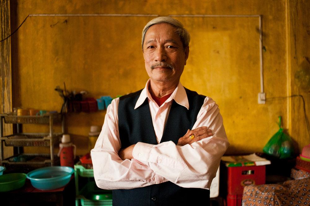 Restaurant Owner - Central Vietnam