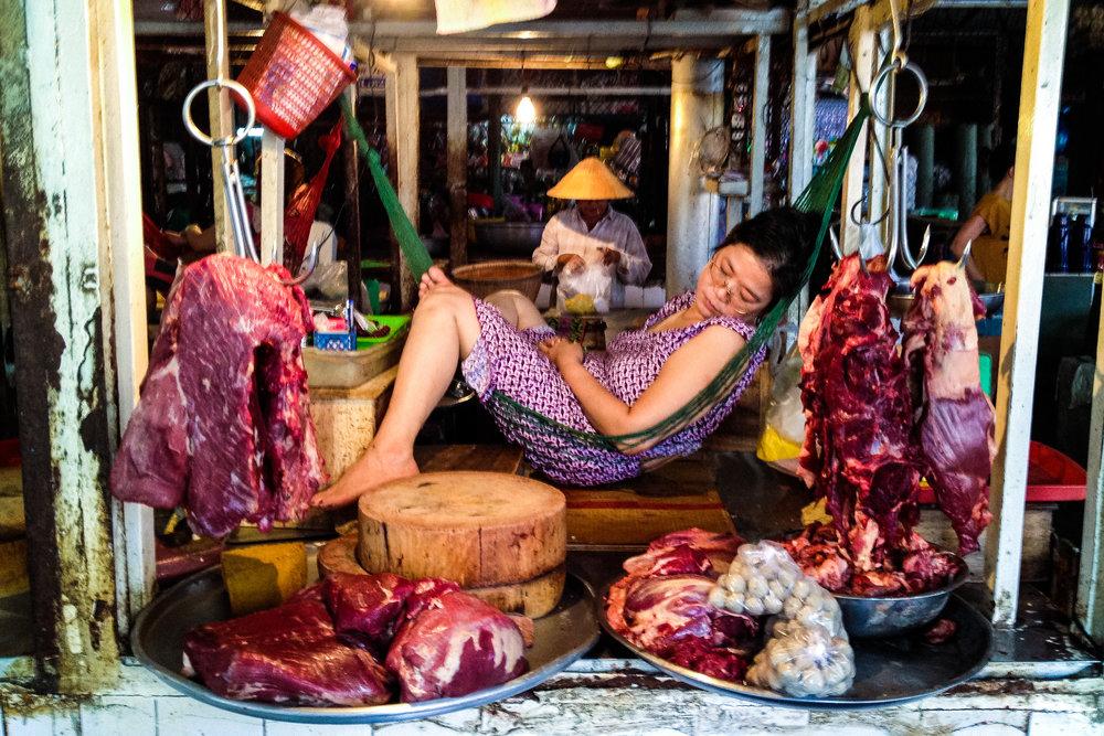 Butcher - Saigon, Vietnam