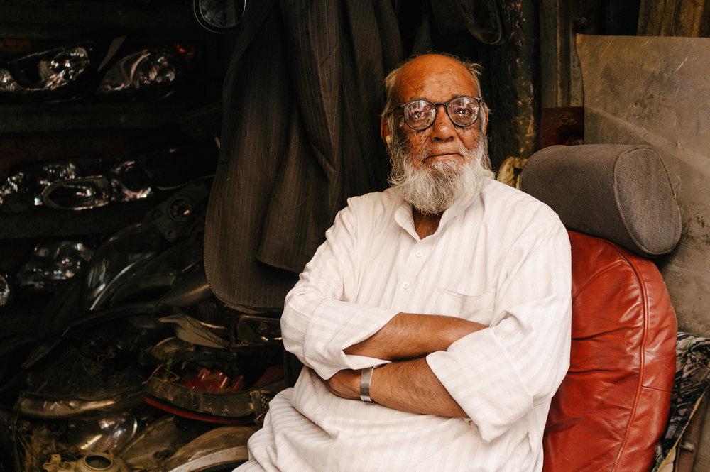 Auto Parts Salesman - New Delhi, India
