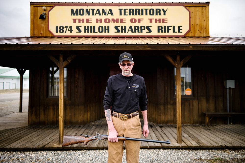Rifle Factory Owner - Big Timber, MT