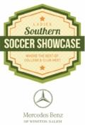 SOUTHERN SOCCER SHOWCASE APRIL 8-9, 2017 WINSTON-SALEM, NC