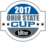 US CLUB STATE CUP: MAY 19-21, 2017 CLEVELAND, OH