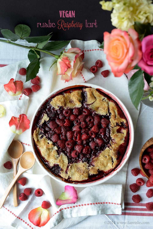 fare isle vegan rustic raspberry tart 1.jpg