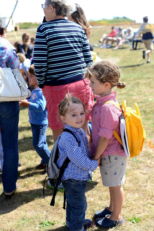 Cousins at the Island Fair