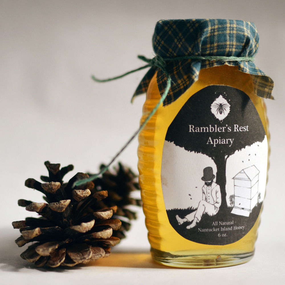 Fare Isle Thanksgiving Giveaway - Rambler's Rest Apiary Honey