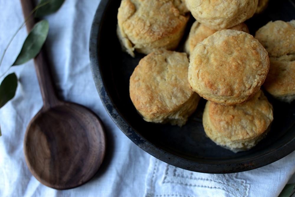 Fare Isle | Vegan Coconut Cream Biscuits
