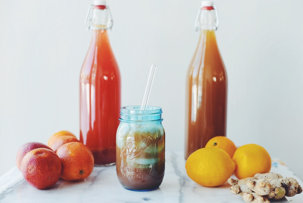 Fare Isle | Probiotic Water Kefir Tutorial-Vegan