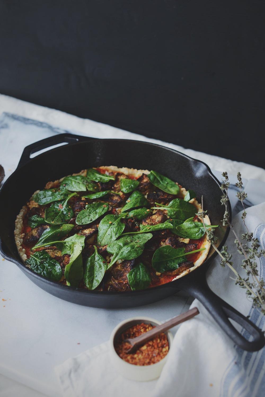 Fare Isle | Gluten Free Cassava Pizza Crust + Flatbreads - Vegan