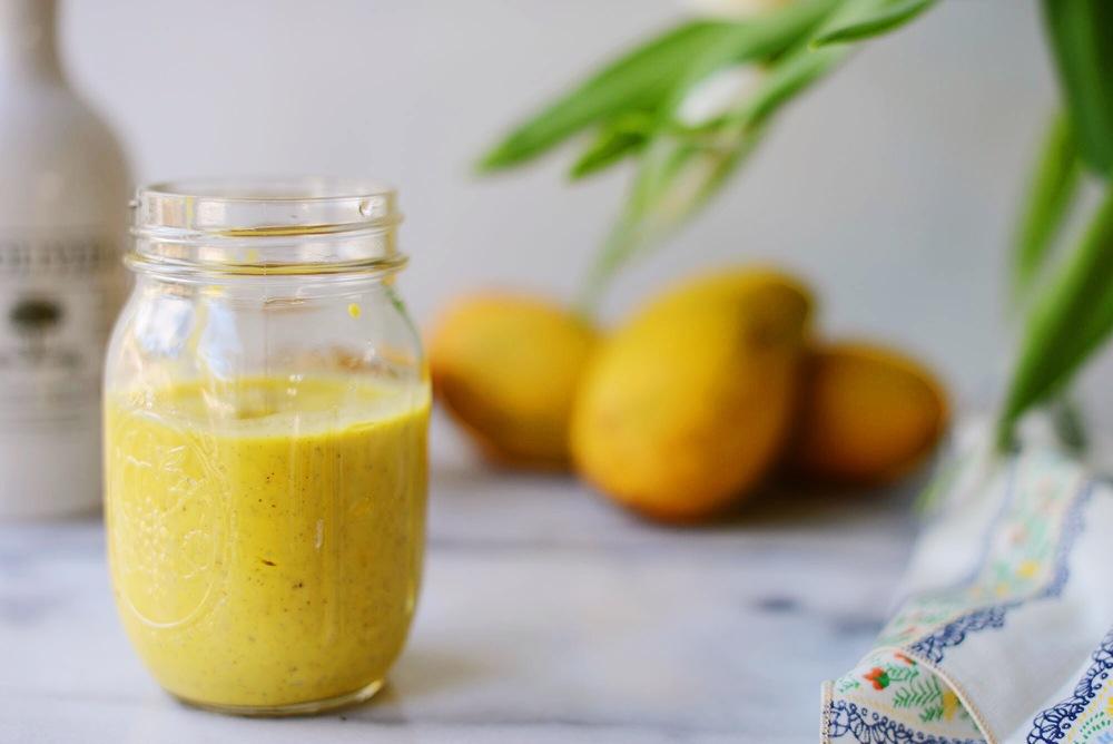 Fare Isle | Mango Lime Dressing or Marinade | Vegan + Gluten Free