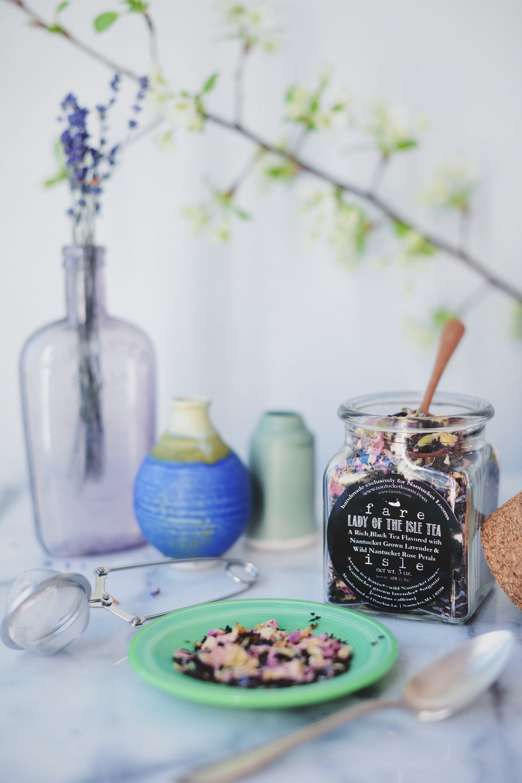 Fare Isle | Organic Lady of the Isle Tea for Nantucket Looms