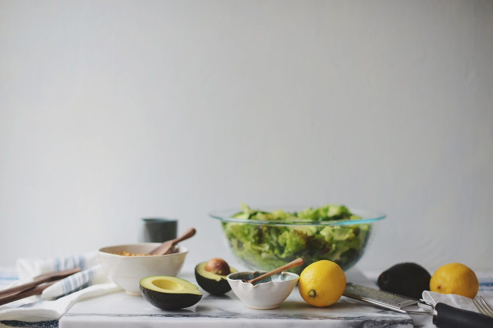 Fare Isle | Ode to Ceasar - Vegan + Gluten Free