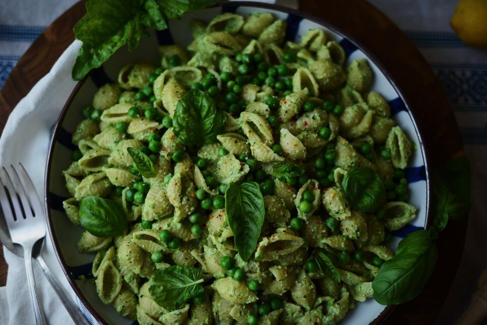 Fare Isle | Creamy Pea Pesto - Vegan & Gluten Free