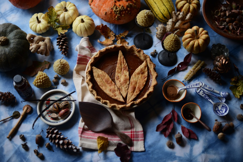 Fare Isle | Vegan Maple~Pumpkin Pie