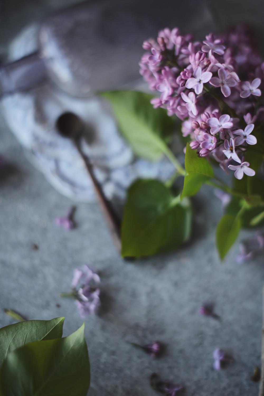Fare Isle | Lilac Lemon {Mini} Cake - Vegan