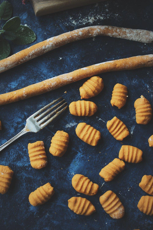 Fare Isle | Vegan Sweet Potato Gnocchi