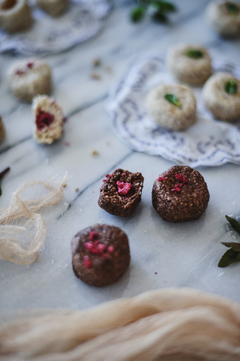 Fare Isle | Raw Vegan Macaroons
