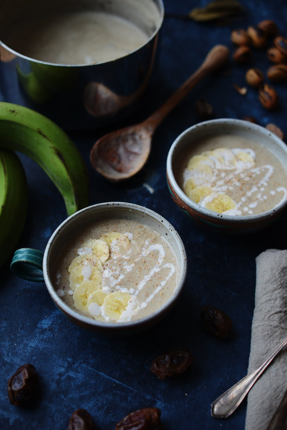 Fare Isle | Vegan West Indian Plantain Porridge
