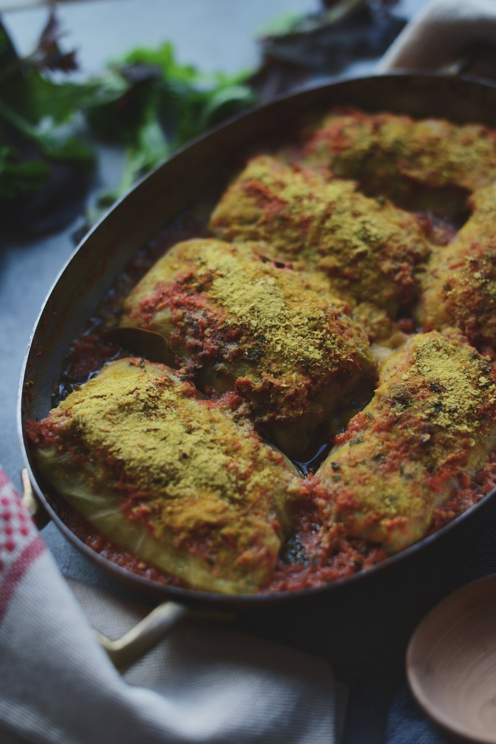 Fare Isle | Vegan Cabbage Rolls