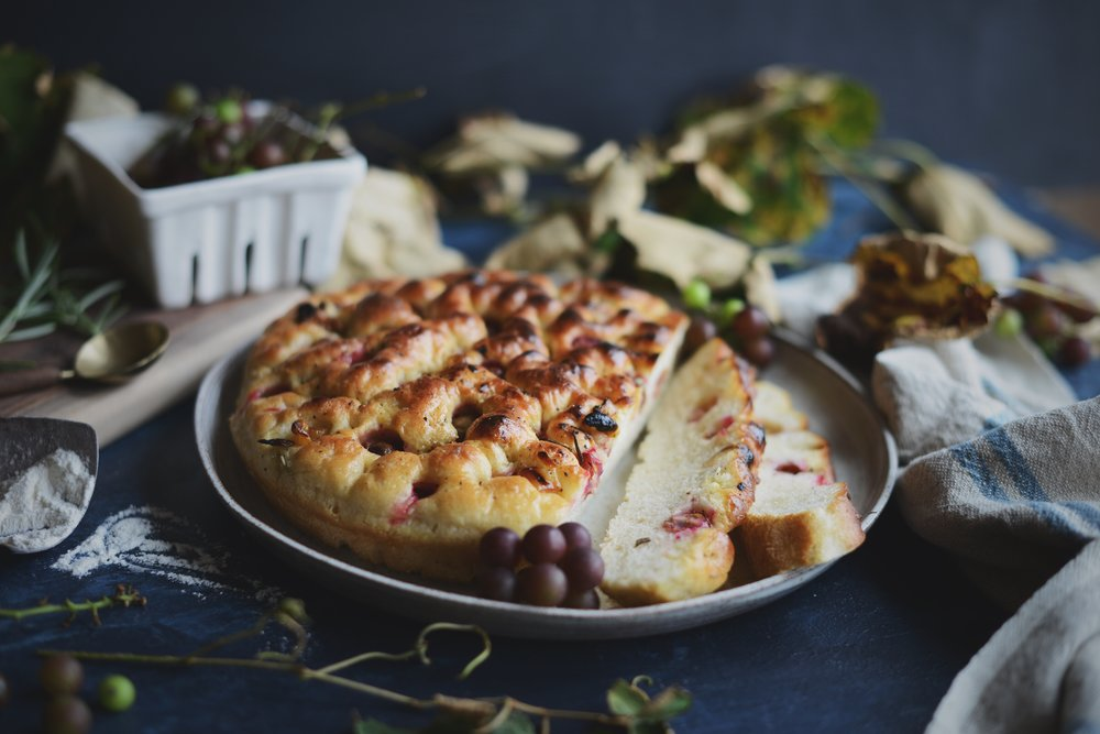 Fare Isle | Wild Grape Focaccia