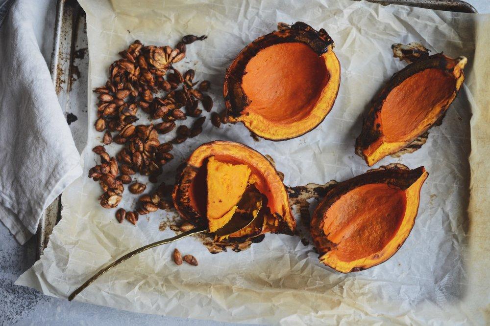 Fare Isle   Vegan Pumpkin Sage Agnolotti