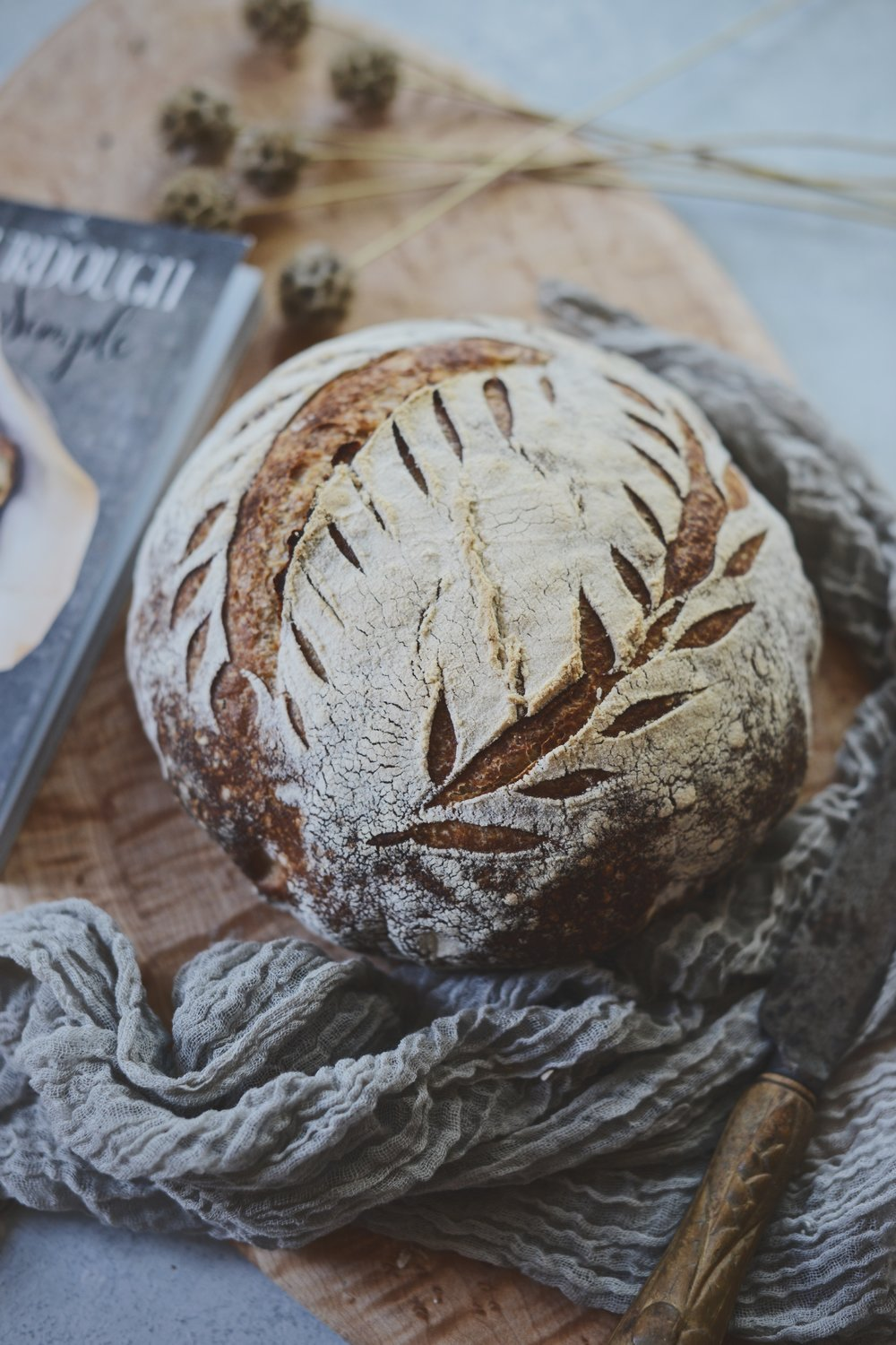 Fare Isle | GIVEAWAY - Artisan Sourdough Made Simple by Emilie Raffa