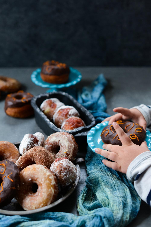 Fare Isle | Vegan Sourdough Doughnuts