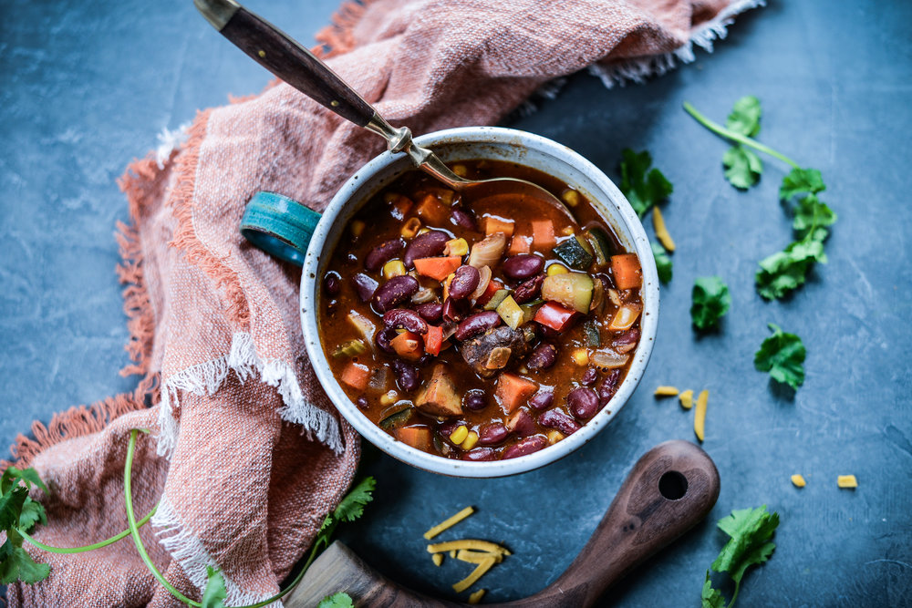 Fare Isle | Everyday Veggie Chili - Vegan + GF