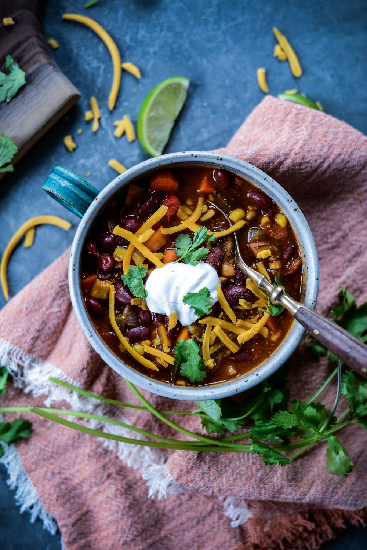 Fare Isle | Everyday Veggie Chili - Vegan + GF