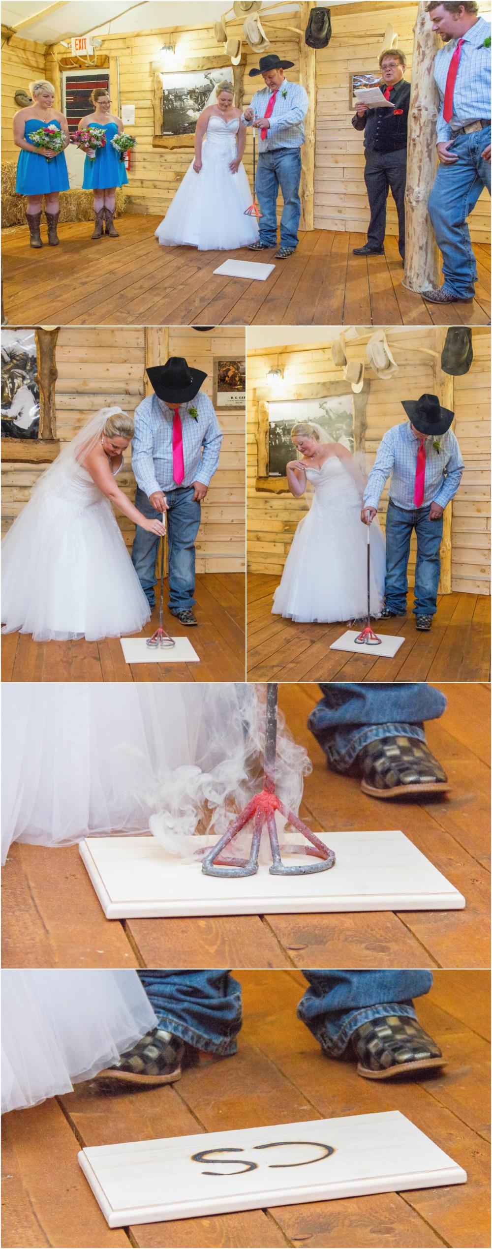 Elkwater wedding