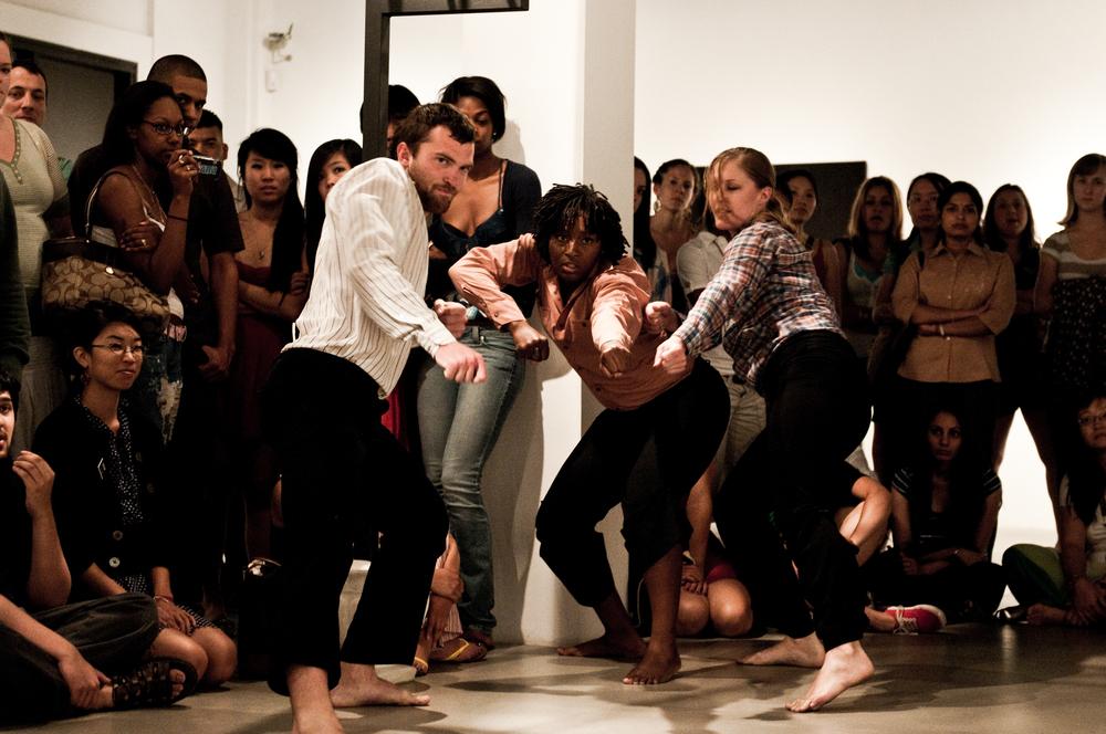 Manimal, Sweeney Art Gallery, 2009