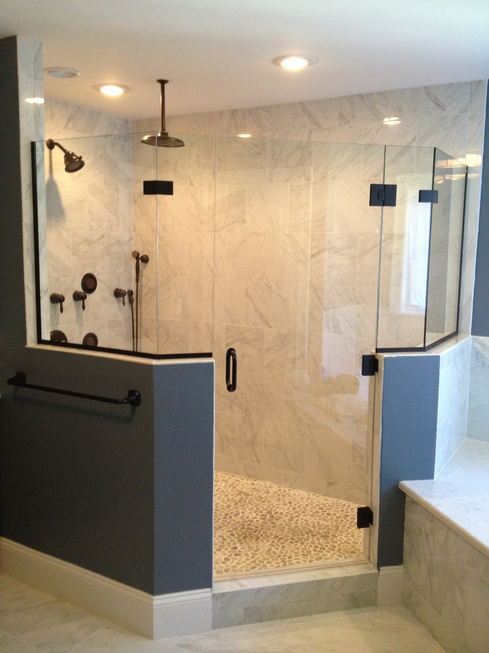 Unique Shower Door Custom Frameless Shower Doors In Franklin