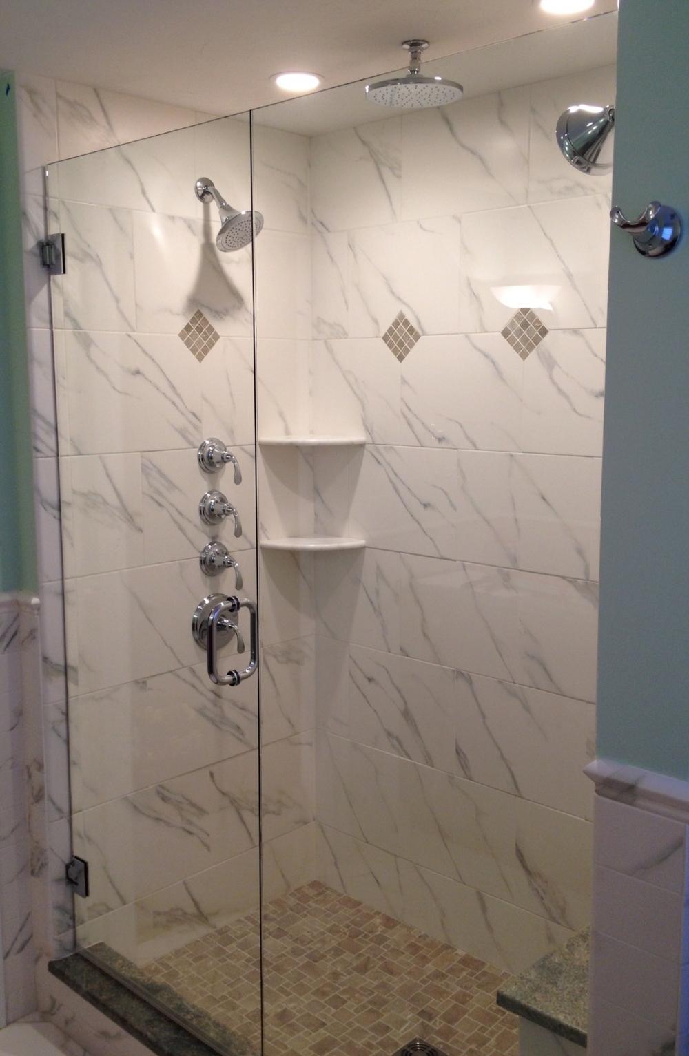 Glass Shower Doors Franklin Ma Unique Shower Door Custom