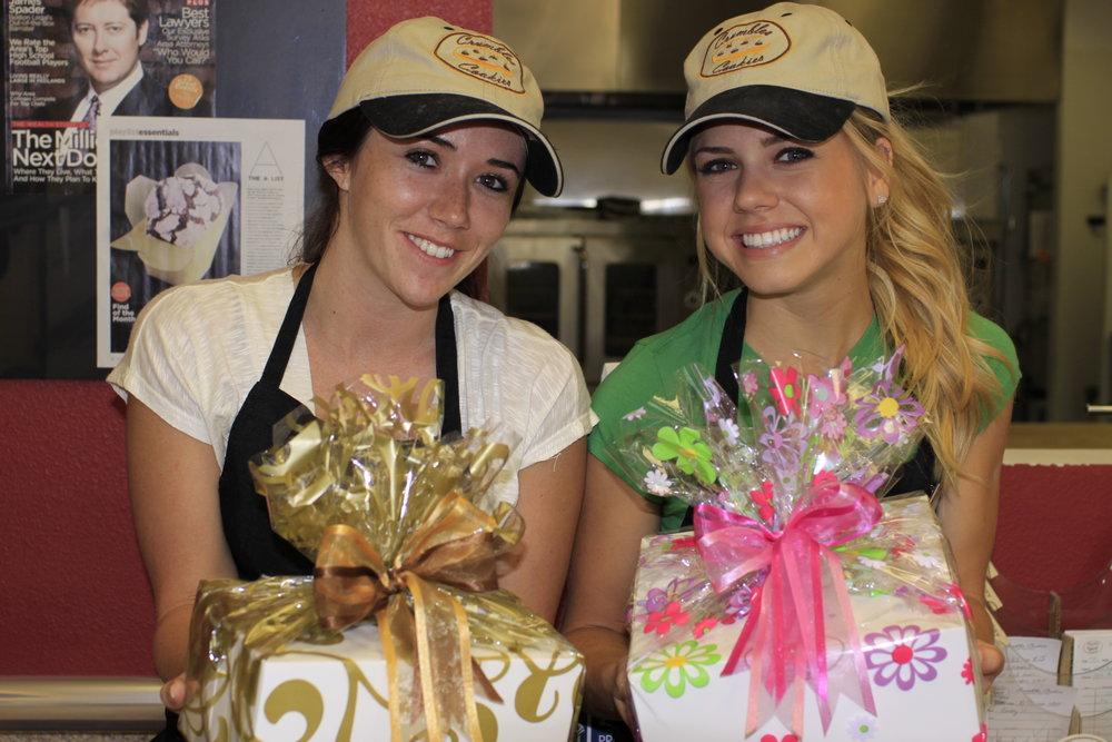 Cassie & Torri