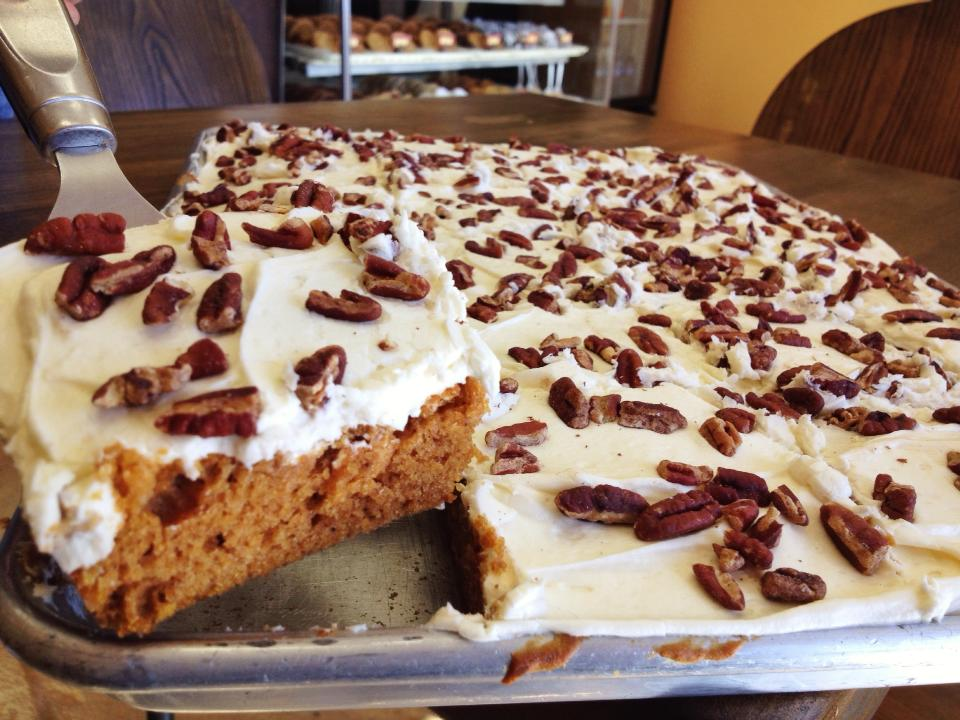 Pumpkin Bar (toasted Pecans)