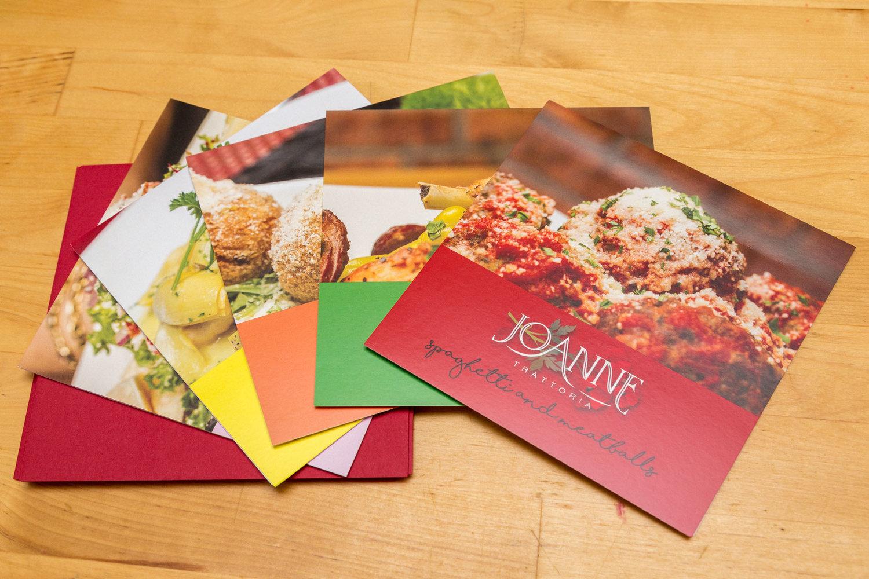 Recipe greeting cards joanne trattoria sale m4hsunfo