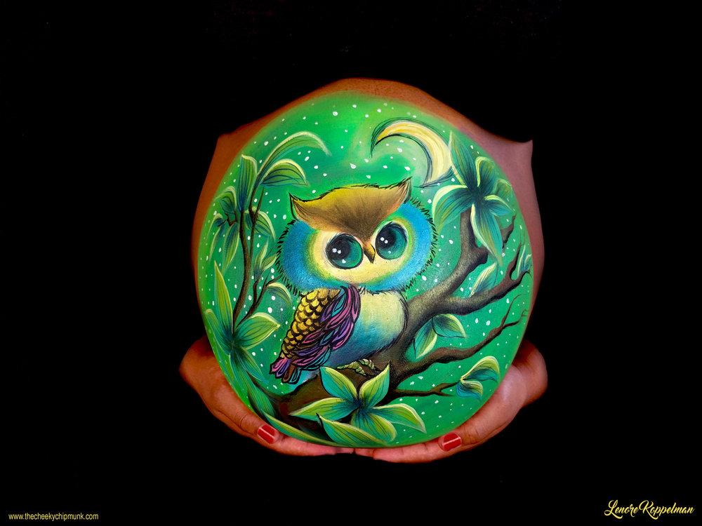 vintage owl baby belly 2.jpg