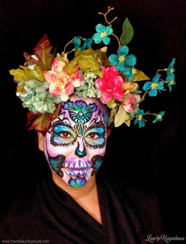 Lisa sugar skull.jpg