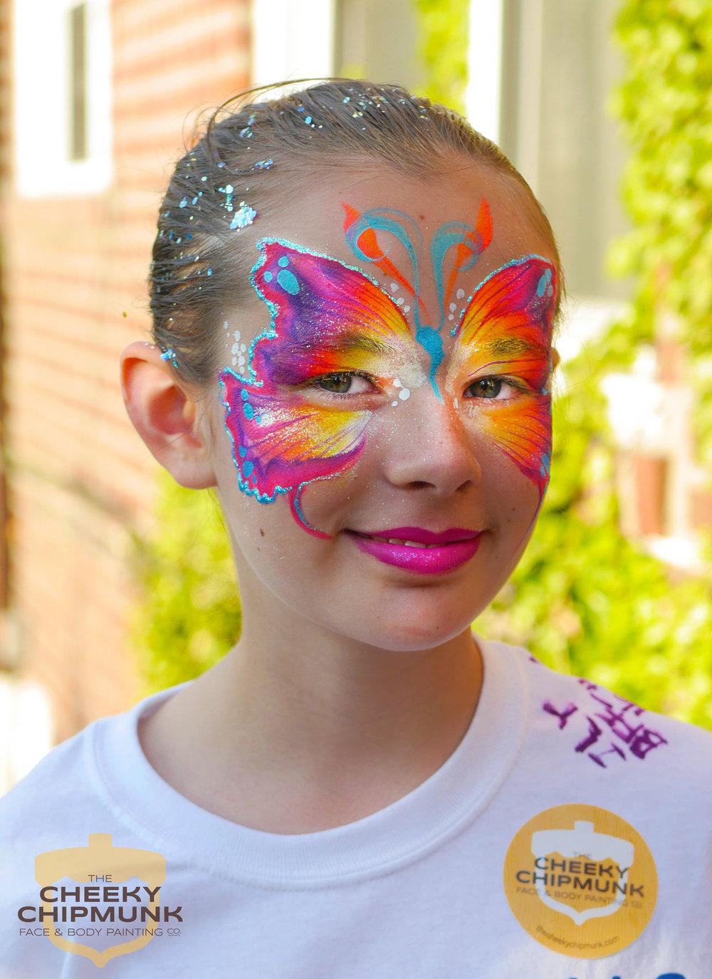 Butterfly2_FacePainting_NYCfacepainter_lenorekoppelman_thecheekychipmunk_juicyfruit_sillyfarm_frankie_birthday_party.jpg