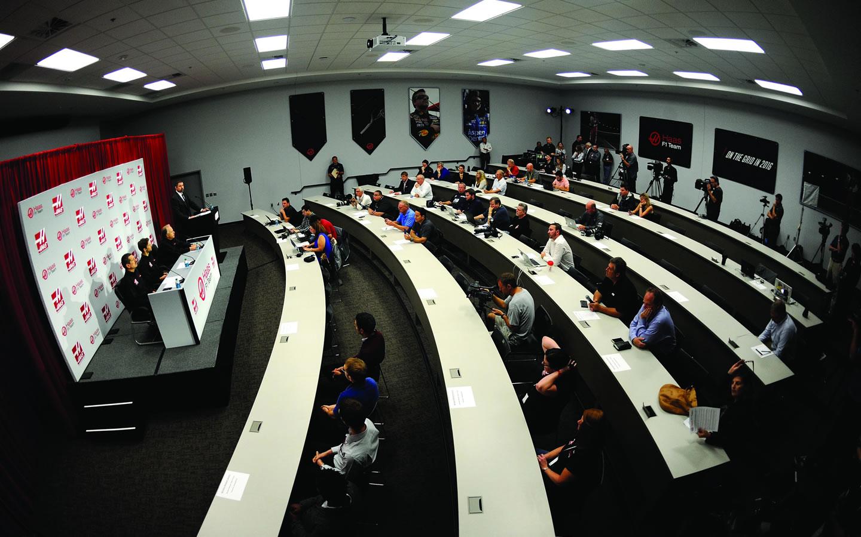 Haas F1 Team Selects Grosjean As Driver