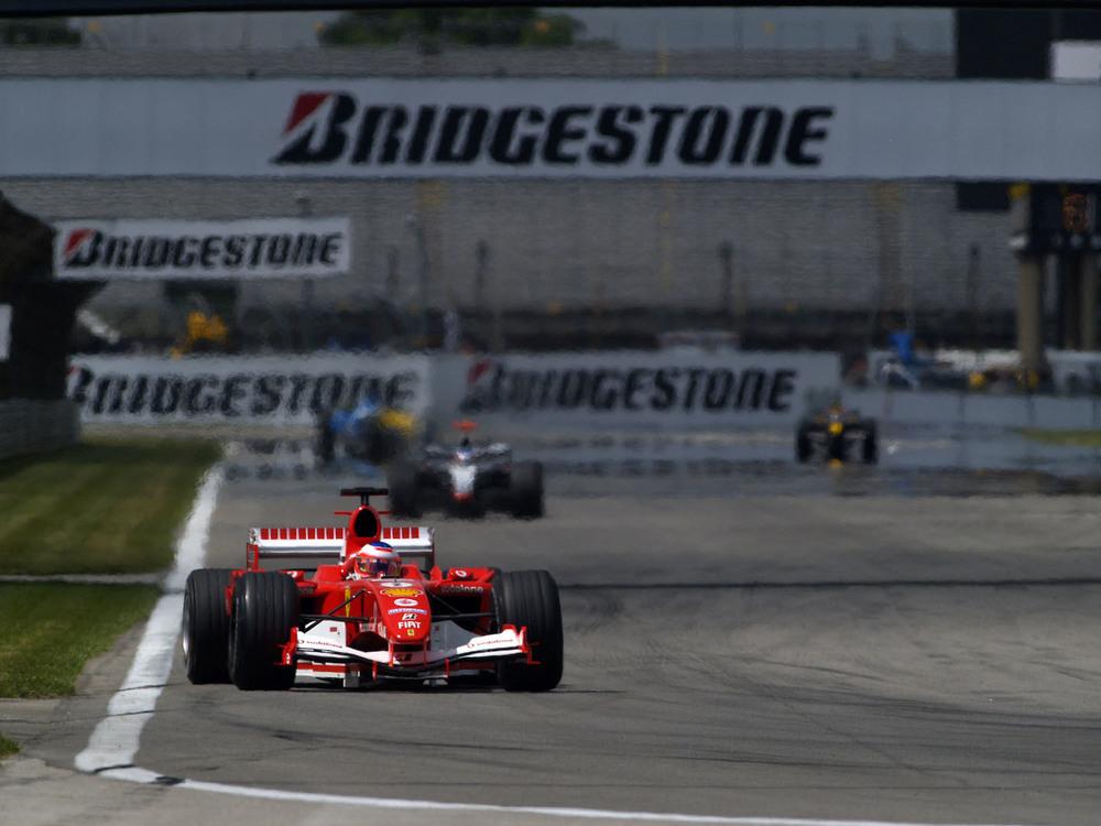 2005 USGP Qualifying