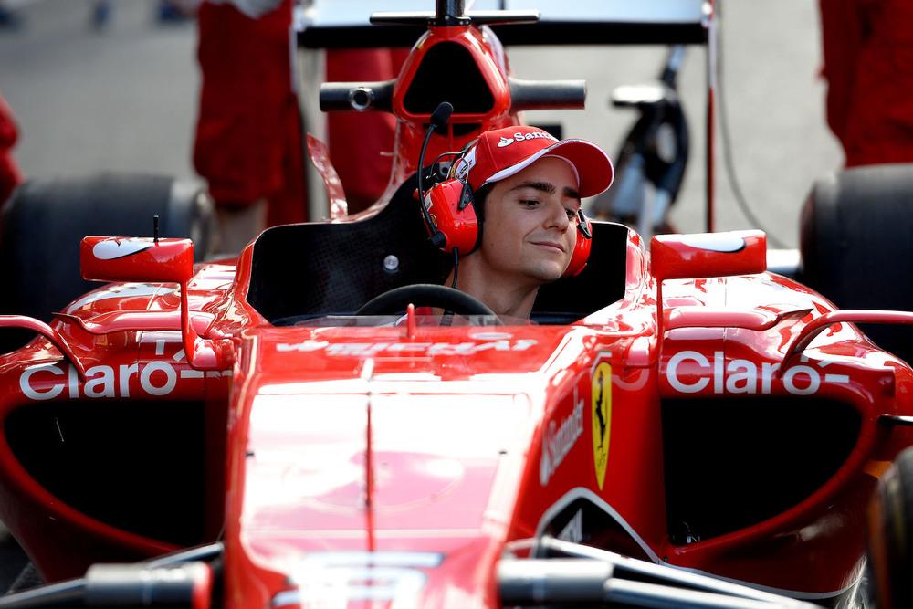 Esteban Gutierrez pitstop practices - Mexico