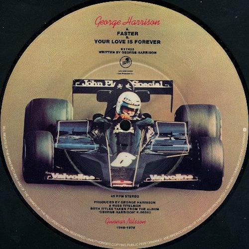 "George Harrison's ""Faster"" Side 2"