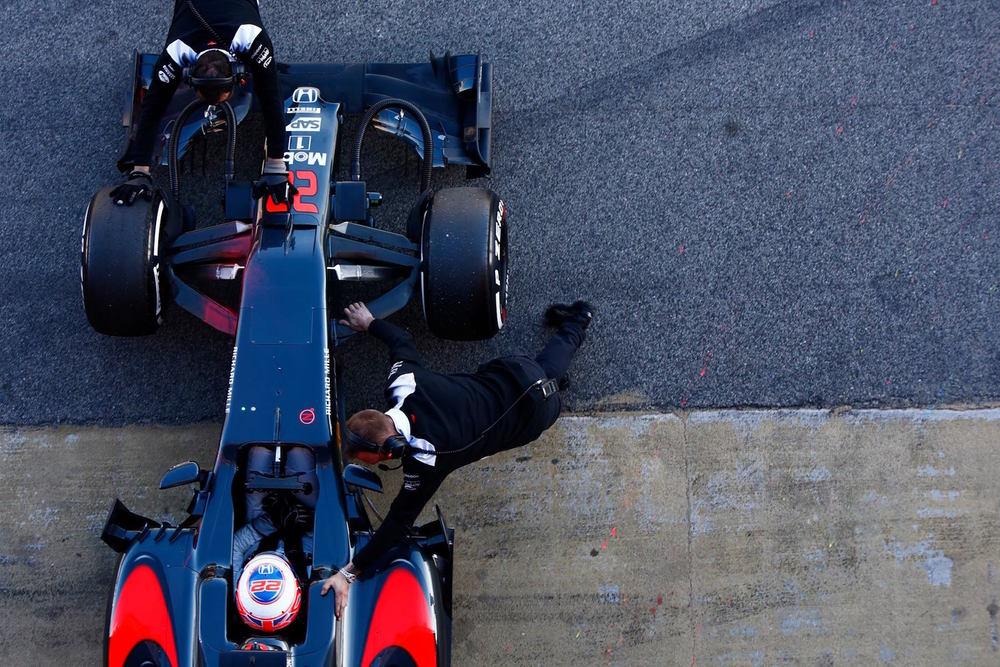 Salracing | Jenson Button | McLaren-Honda