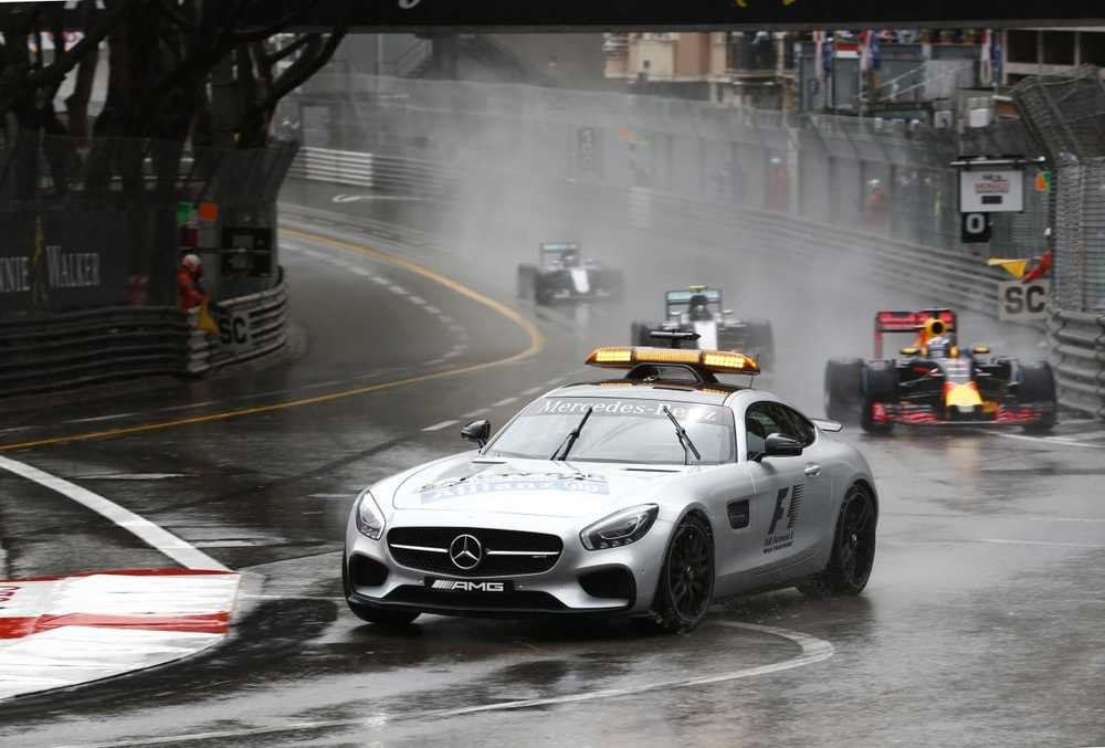 Salracing - Monaco Grand Prix start