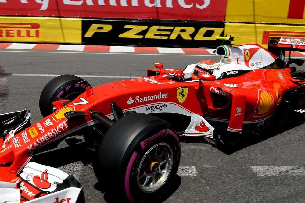 Salracing - Kimi Raikkonen | Ferrari