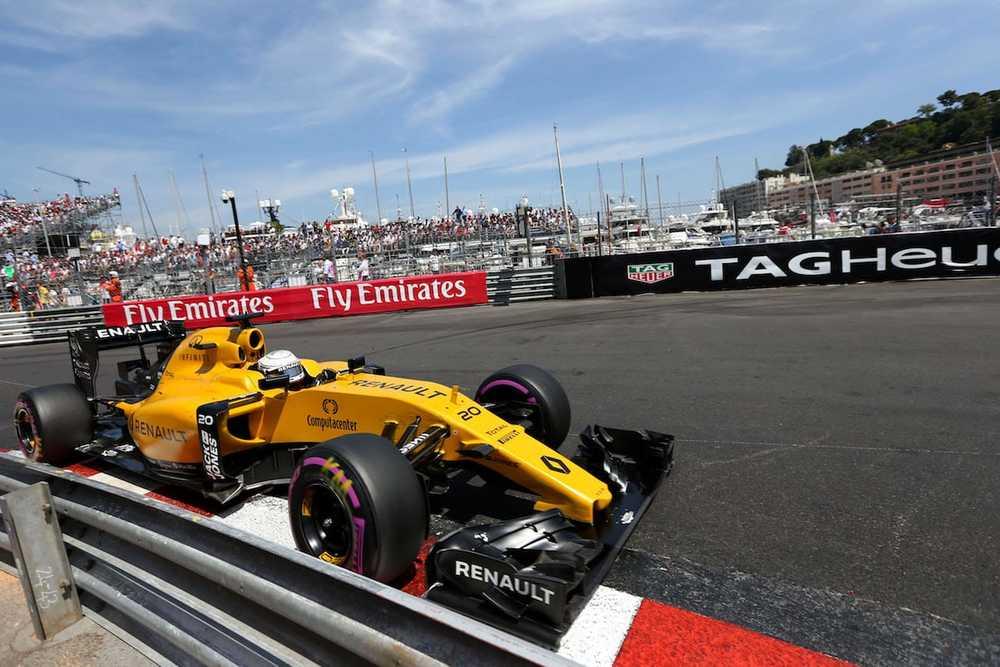Salracing - Kevin Magnussen | Renault