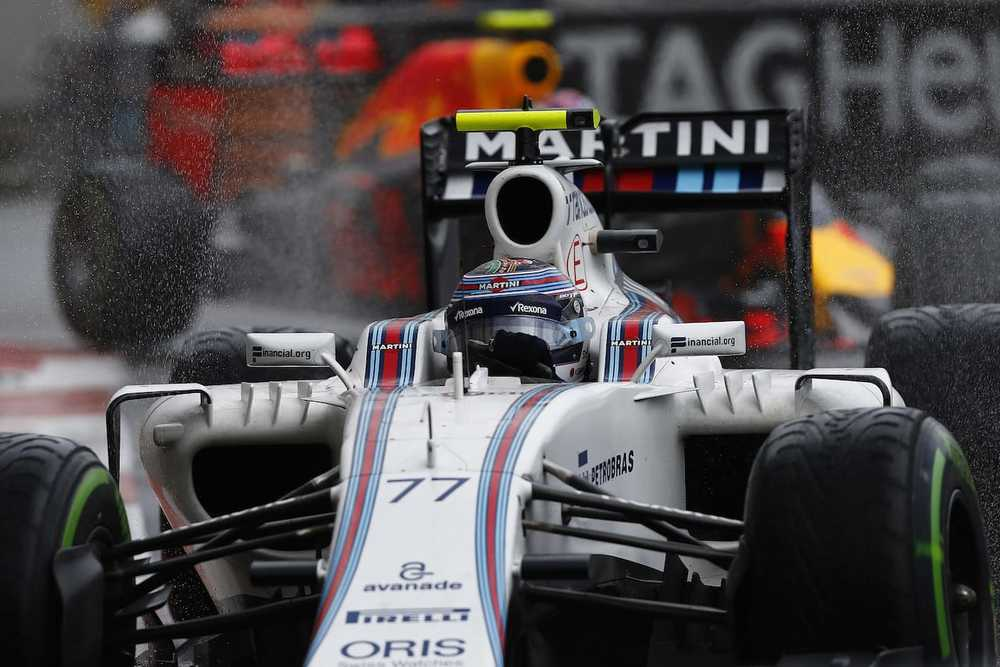 Salracing - Valtteri Bottas | Williams